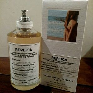 "Brand New Replica Fragrance in ""Beach Walk"""